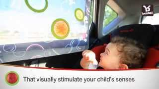 Шторка Bubble Dream Car Sunshade