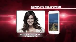 SOLEDAD : SERA UN MOMENTO MUY ESPECIAL EL RENCUENTRO CON QUERIDO PUBLICO MAGALLANICO