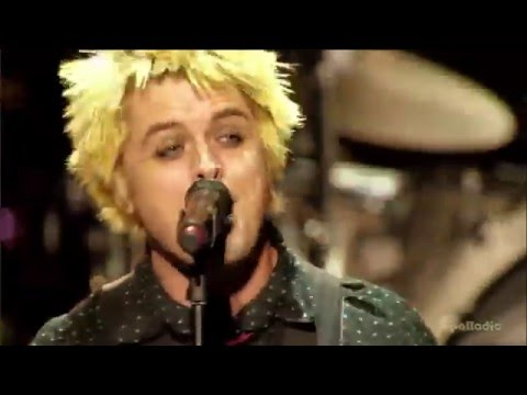 Green Day-21st Century Breakdown Live at Munich HD