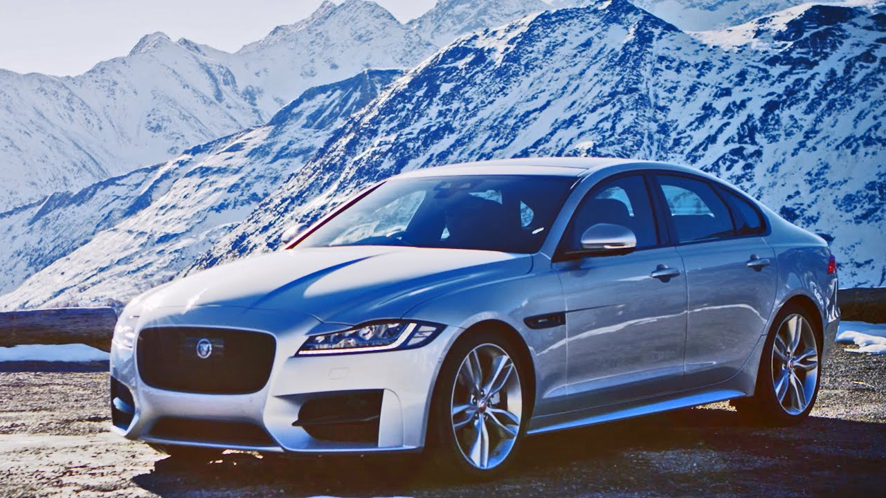 ▻ 2017 jaguar xf - official trailer - youtube