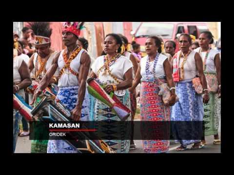 Lagu Papua, KAMASAN - ORIDEK