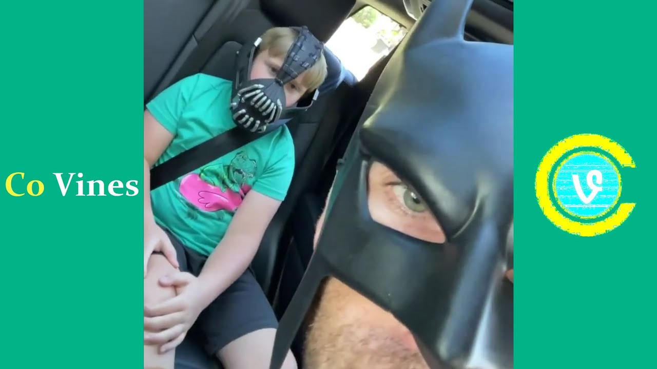 Try Not To Laugh Watching BatDad Vines | Funny BatDad Videos 2020