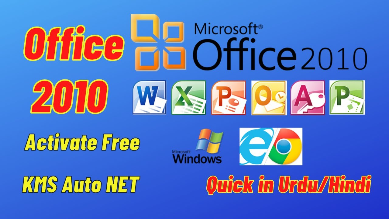 microsoft office 2010 permanent activator download