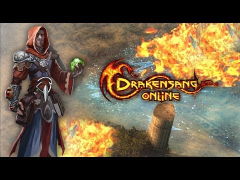 Drakensang Online Herald Infernal III and let's buy the staff!