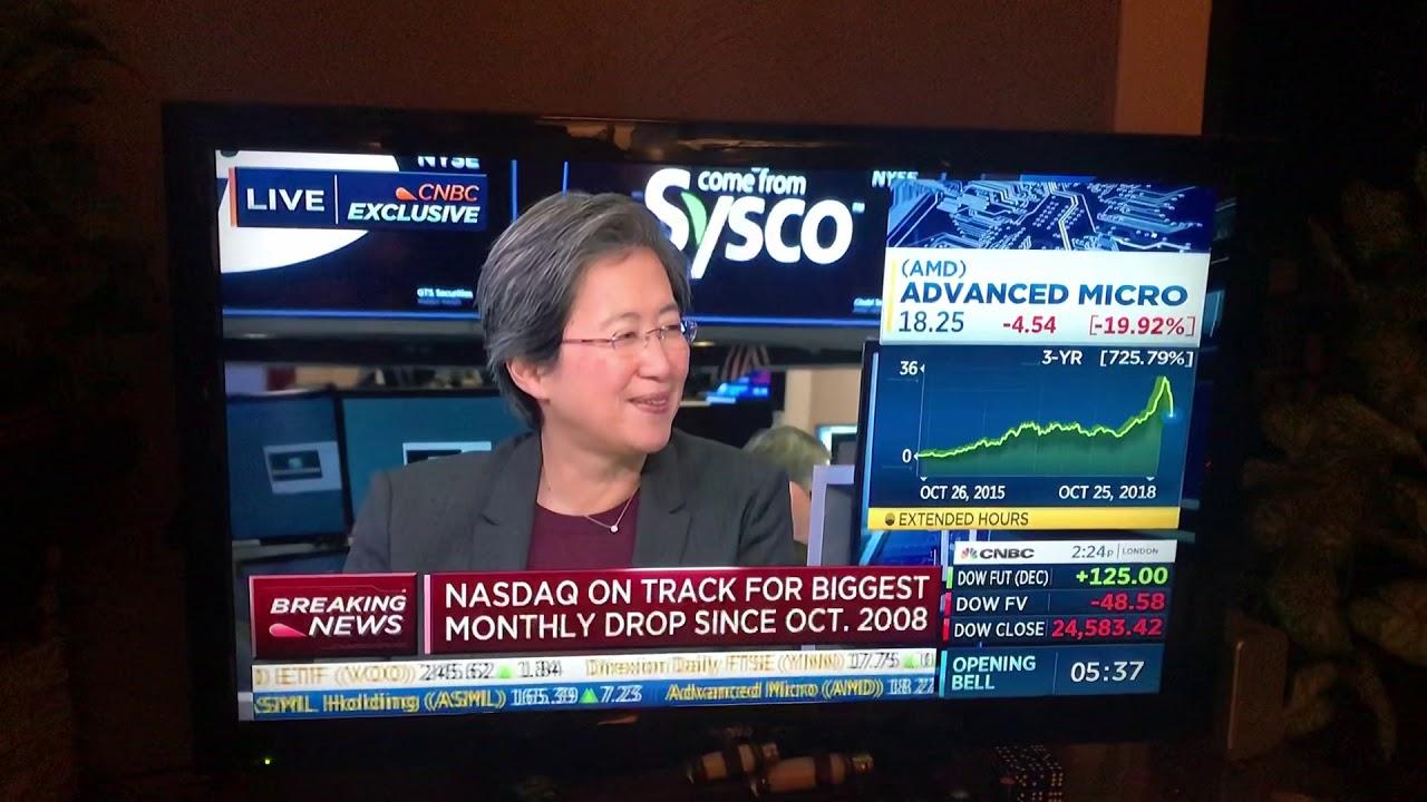 Lisa Su on AMD's Earnings