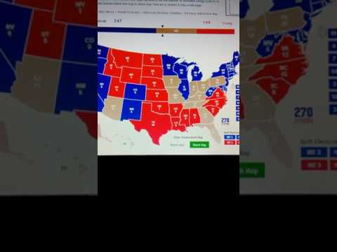 2020 presidential election prediction