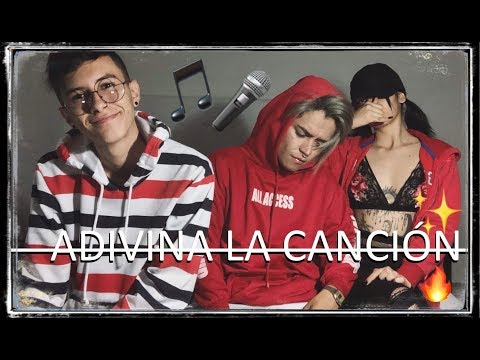 ADIVINA LA CANCIÓN - Sebastian Hernandez