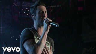 Maroon 5 This Love Live On Letterman