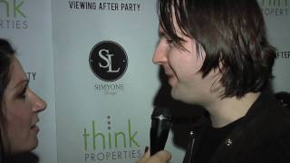 Rachel Fine - Project Runway Season 6 After Party Interviews