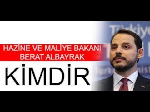 Hazine ve Maliye Bakanlığı,Hazine ve Maliye Bakanı,Berat Albayrak,Minister of Finance and Treasury