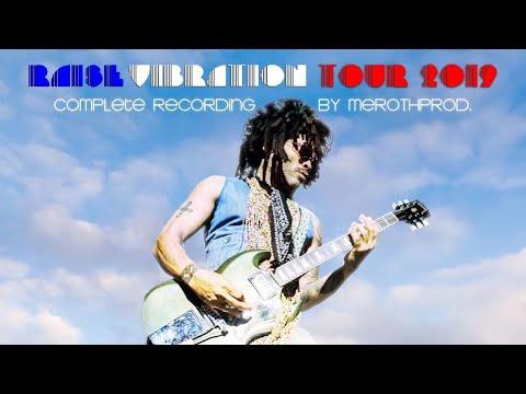 Lenny Kravitz - Raise Vibration Tour Live In Paris, 05-06-2019 FULL Multicam By ©MerothProd.