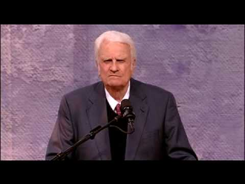 Billy Graham Preaching at Camden Yards in Baltimore, MD July 7, 2006 His Final Public Sermon