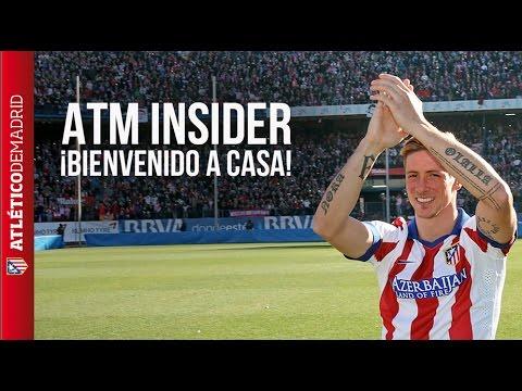 #ATMINSIDER | ¡Bienvenido a Casa, Fernando! | Welcome home!
