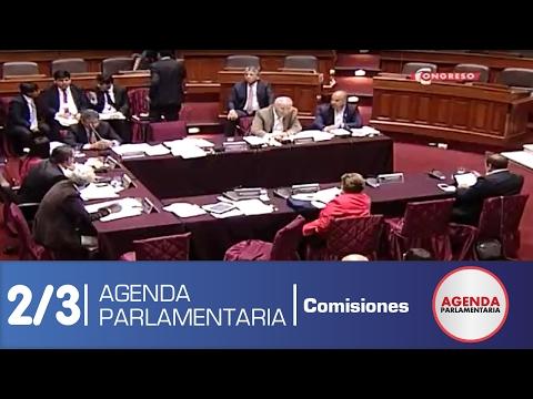 Parte 2/3 Comisión Lava Jato: Presentación de Édgar Ramírez Cadenillas y Gustavo Navarro