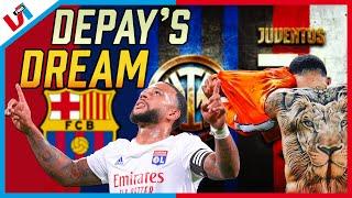 Memphis Depay's Dream: Ideale Instapmoment Bij Barça: 'Hij Moet Braithwaite Opvolgen'