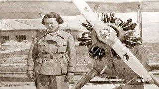 Dünyanın ilk kadın savaş pilotu kimdir