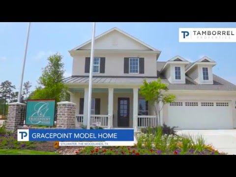 Gracepoint Model Home, New Chapel - New Homes in Conroe TX
