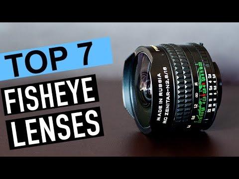 BEST 7: Fisheye Lenses