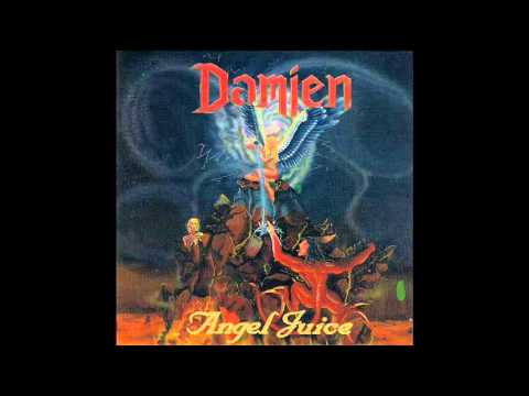 Damien (US) - The Politics Of Pain