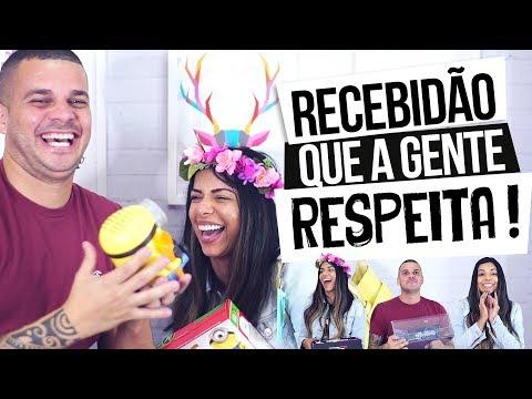 RECEBIDÃO QUE A GENTE RESPEITA!