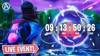 NEW LOOT LAKE ORB EVENT Happening Soon! // Use Code: byArteer (Fortnite Battle Royale LIVE)