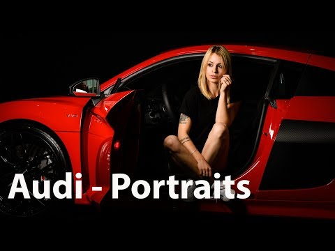 Autofotografie in München - Portrait Workshop - Video-Blog