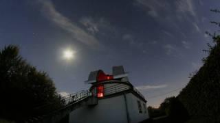 Eine Nacht an der Sternwarte Aachen