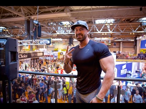 UK VLOG | BodyPower Expo