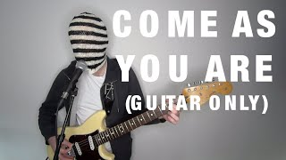 Nirvana - Come As You Are cover