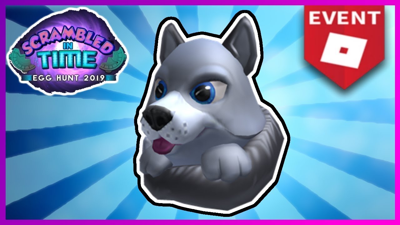 Roblox Easter Egg Hunt 2019 Youtube Roblox Free Kid Games - How To Get Wolf Cuddles The Egg In Wolves Life Beta Roblox Egg Hunt 2019