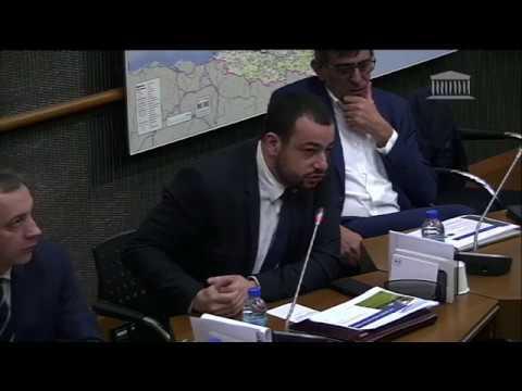 Adrien MORENAS interroge la SFEN et l'ANDRA sur la pollution de l'eau au tritium