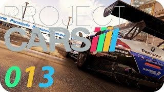 #13 Schön Schnell unterwegs [4K] | PROJECT CARS | Let´s Play Project Cars