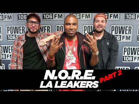 Noreaga Talks Drink Champ Stories & Creating A L.A. Leakers Day