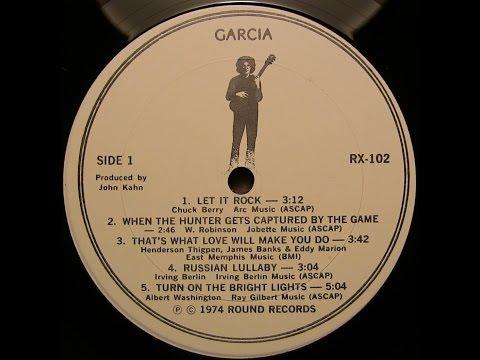 """1974"" ""Compliments"", Jerry Garcia's 2nd L.P. (Classic Vinyl) (Complete)"