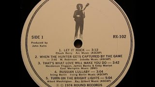 """""""1974"""" """"Compliments"""", Jerry Garcia"""