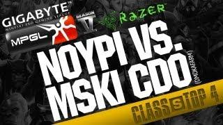 Noypi vs. Dmokafarm(MskiCDO) [GMPGL 5-1 Class S Top 4]