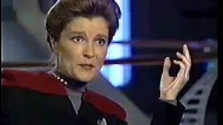 SciFi News: Kate Mulgrew Interview (1997)