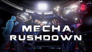 Concept video for Mecha Rushdown