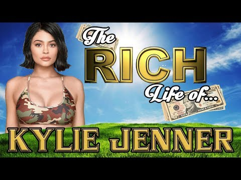 KYLIE JENNER -  The RICH Life - Net Worth 2017 FORBES