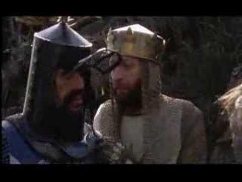 """The Knights Who Say """"Ni"""""""