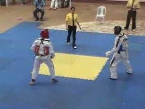 2008 Palarong Pambansa - Taekwondo