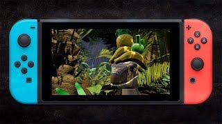 LEGO Jurassic World Announced For Nintendo Switch