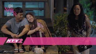 Lén lút hẹn hò ban đêm, chuyện tình chú Quang và Trinh sém bại lộ   GẠO NẾP GẠO TẺ - Tập 71