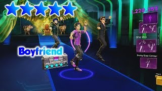Dance Central 3 - Boyfriend - 5 Gold Stars