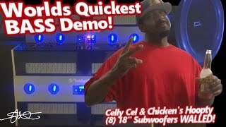 Worlds Quickest BASS Demo BAILOUT Feat. Celly Cel 8 18