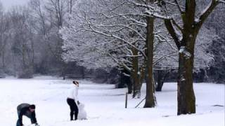 Winter Wonderland sung by Johnny Mathis