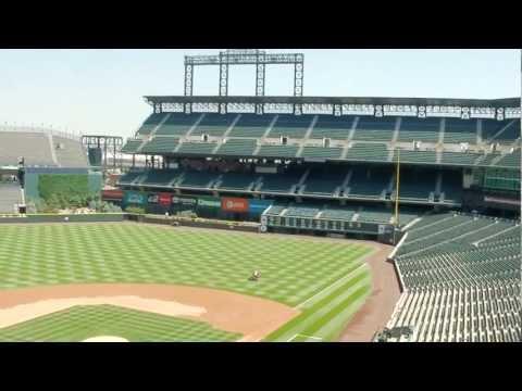 Coors Field in 1080p HD