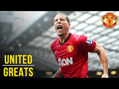 Rio Ferdinand | Manchester United Greats