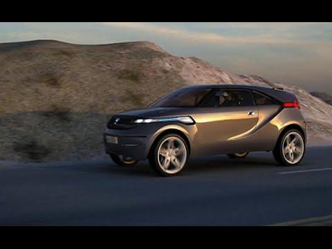 Dacia Concept Car Duster Youtube