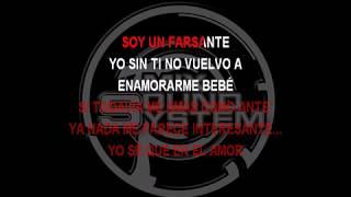 El Farsante - Ozuna - Karaoke